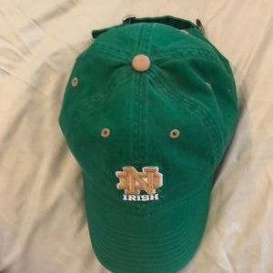 Notre Dame Official Cap NWOT Top of the World